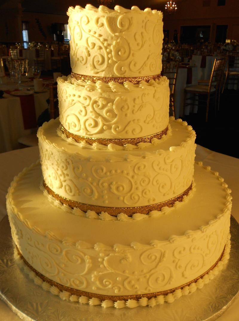 Wedding Cake Bakery Syracuse Ny